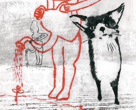 De kleine prins illustratie